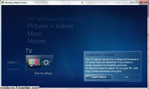 Live TV on your Mac