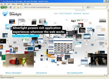 Silverlight Test Page