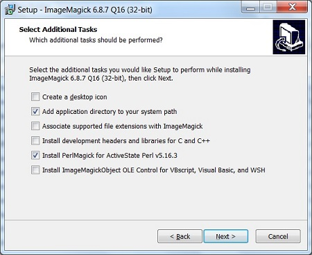 Tools - Download and Install ImageMagick on Windows